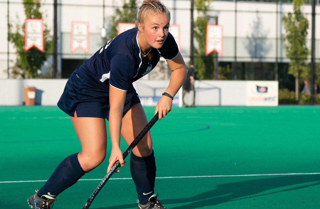 Women S Field Hockey Championship Preview Vikes Lions Set To Meet