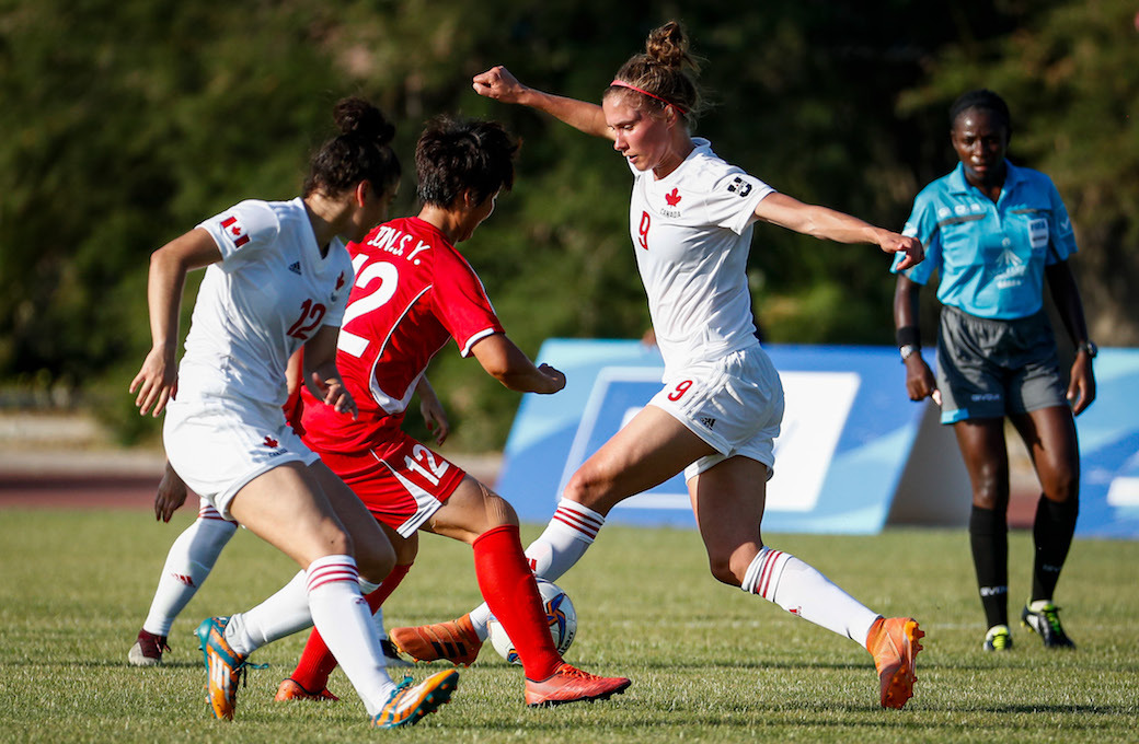 Summer Universiade Women's soccer: Canada allows three goals in