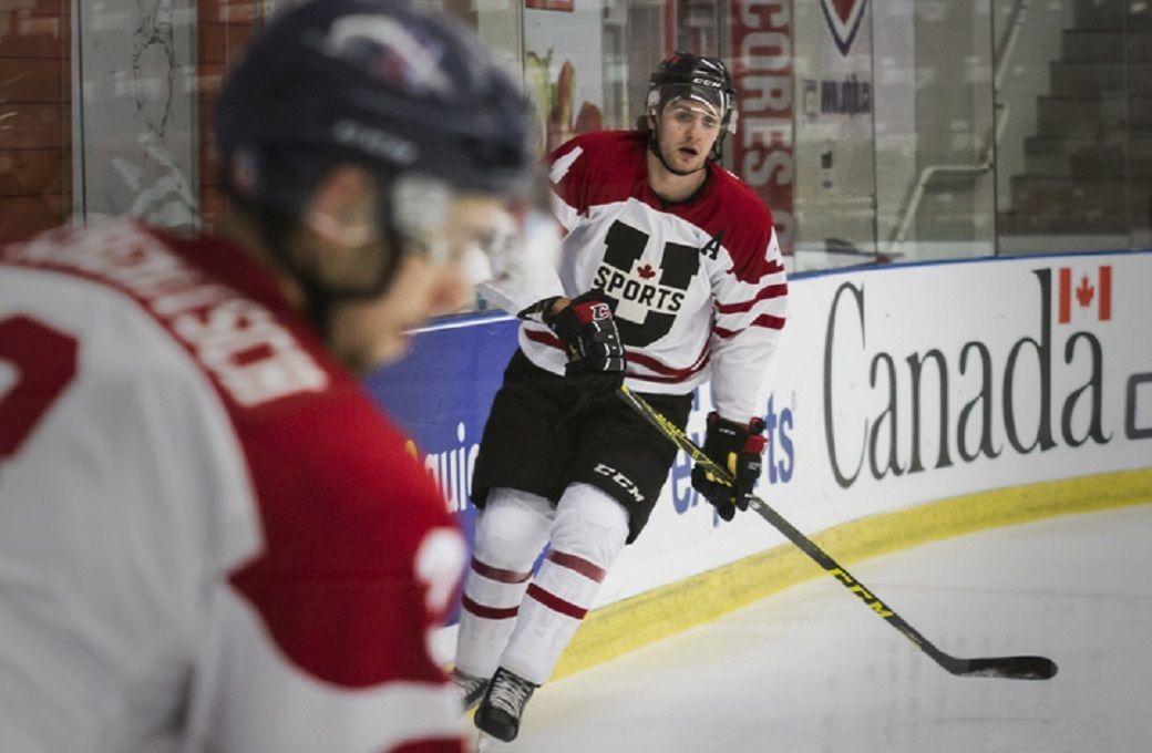 Jordan Murray parlays a taste of pro hockey into career season for