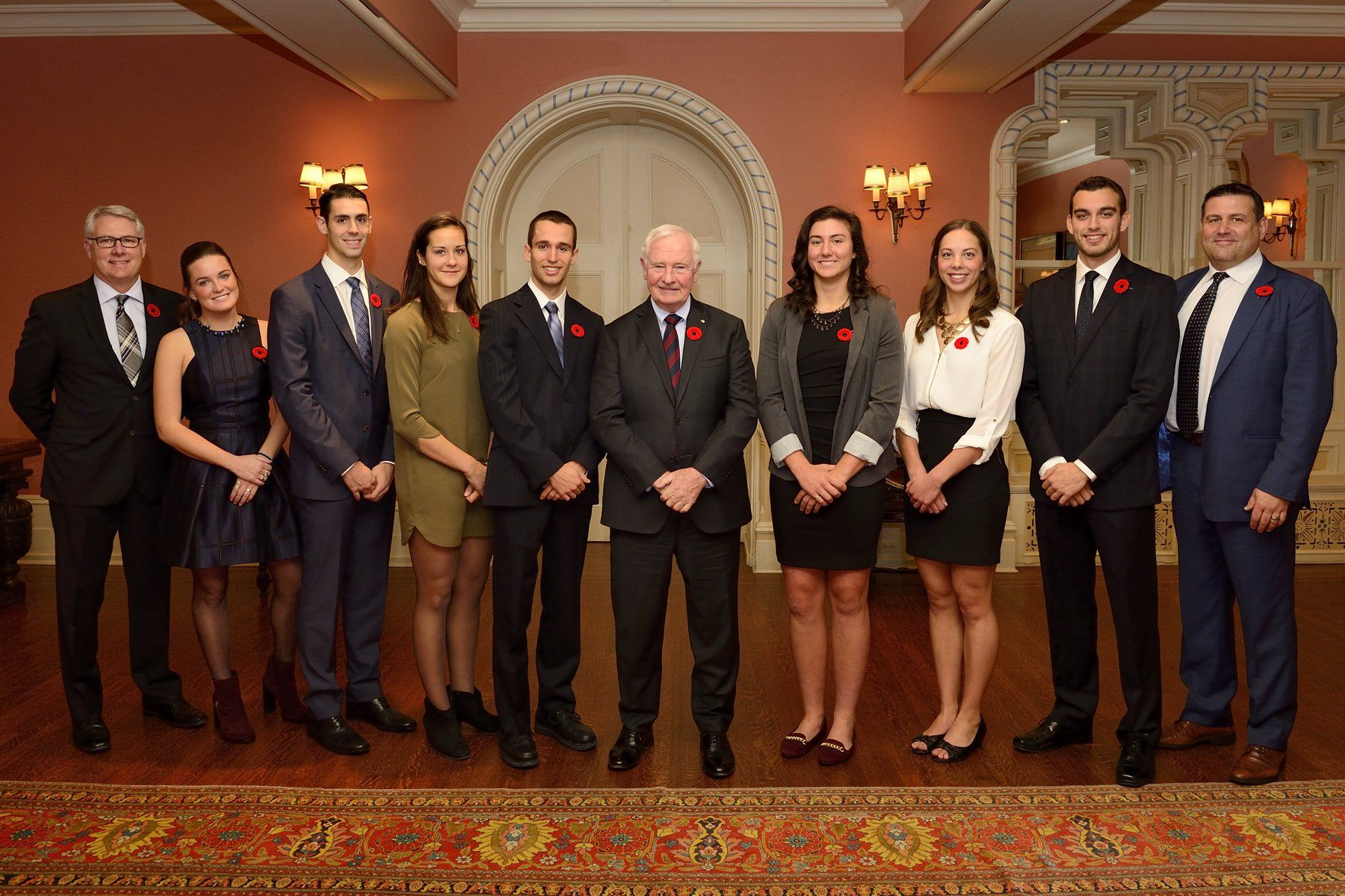 Top 8 Academic All-Canadian recipients honoured at Rideau ...